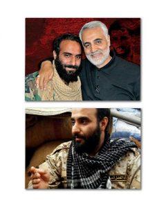 شهید-محمد-خانی-با-سردار